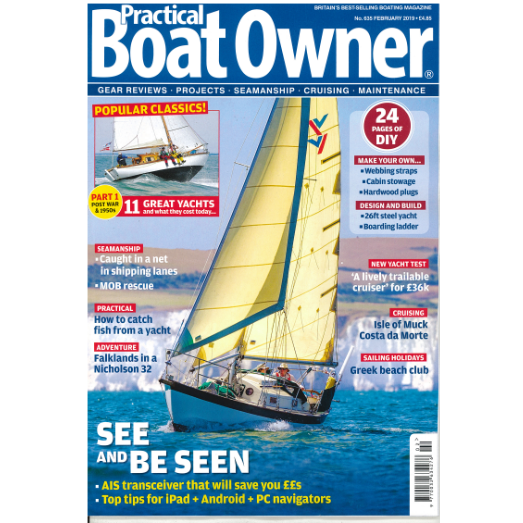 Practical Boat Owner Feb 2019